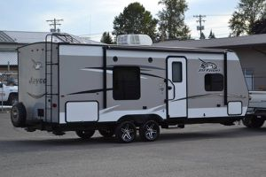 2017 JAYCO JAY FLIGHT 23RB-RV/Camper for Sale in Joint Base Lewis-McChord, WA