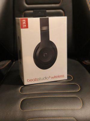 Beats Studios 3 wireless for Sale in El Cajon, CA