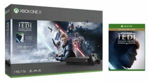 Xbox one x fallen order edition for Sale in Clovis, CA