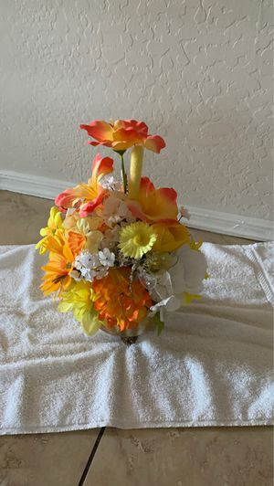Fall floral arrangement for Sale in Waddell, AZ