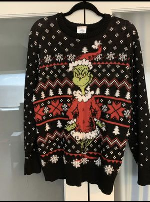 Grinch Stole My Christmas Ugly Sweater Medium for Sale in Chantilly, VA