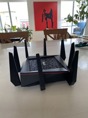 Asus router for Sale in San Francisco, CA