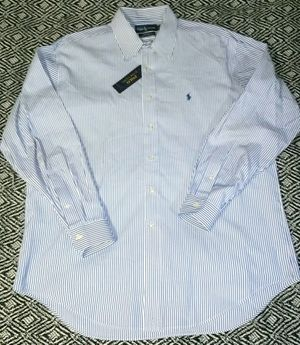 Polo Ralph Lauren Yarmouth (L) Men's Striped Button Down Shirt for Sale in Rockville, MD