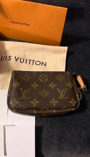 Louis Vuitton Mini Pochette for Sale in San Antonio, TX