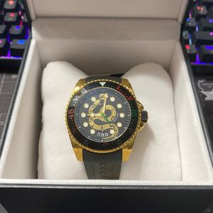 GUCCI Five Snake Rubber Strap Watch,45mm for Sale in Rockville, MD