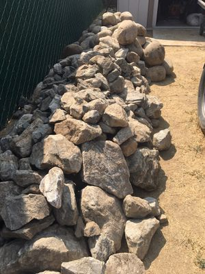 Marble / River Rock for Sale in Visalia, CA