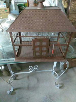 DECORATIVE BIRD CAGE for Sale in Gilbert, AZ