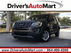 2017 Ford Explorer for Sale in Davie, FL