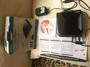 Lite-On slim external 8x DVD writer ESAU208 for Sale in Boca Raton, FL