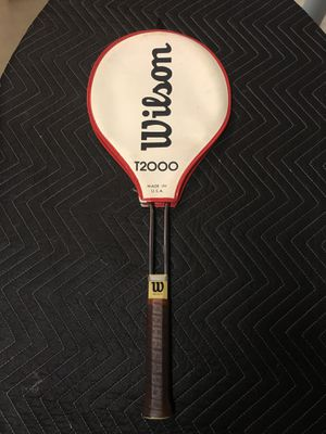 Vintage tennis racket for Sale in Sappington, MO