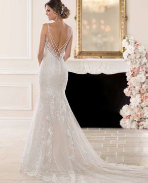Stella York's wedding dress style #6574 for Sale in Weslaco, TX