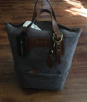 Frye + Crate&Barrel Backpack NEW for Sale in Los Angeles, CA