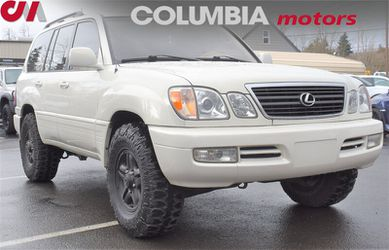 2002 Lexus LX 4WD 4dr SUV for Sale in Portland,  OR