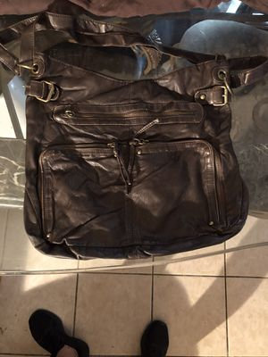 Brown leather hobo bag for Sale in Lutz, FL