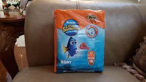 Huggies Little Swimmers , Size M 24-34 LB for Sale in Plainfield, IL