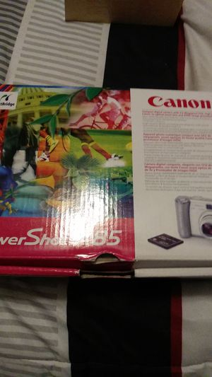 $20 Canon powershot a85 digital camera for Sale in Duluth, GA