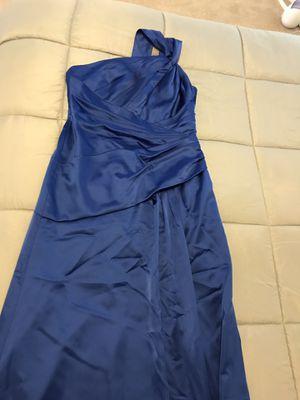 Blue Evening/Wedding Dress size 12 for Sale in Menifee, CA