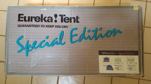 Eureka Tent with awning for Sale in Naperville, IL