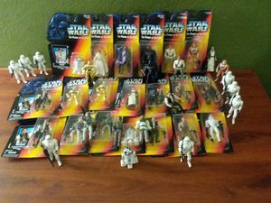 Star Wars action figures for Sale in Cary, NC