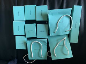 Tiffany bags and boxes for Sale in Palo Alto, CA
