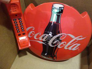 Coca cola phone for Sale in Chicago Ridge, IL