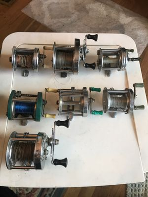 Old fishing reels for Sale in Portland, OR