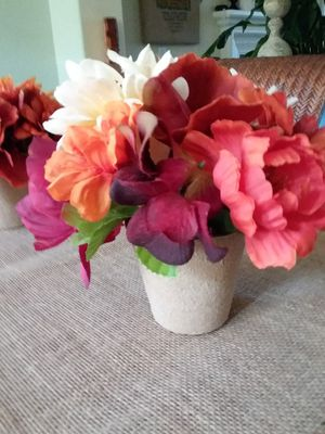 6 New Fall Thanksgiving/Wedding Centerpieces for Sale in Fontana, CA