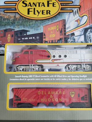 Bachmann HO scale Santa Fe Train set for Sale in Rancho Cucamonga, CA