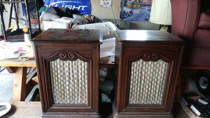 Zenith speakers Alllegro for Sale in Bridgeport charter Township, MI