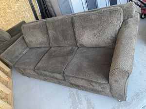 Couch and chair for Sale in Leavenworth, WA