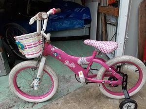 Barbie girl's bike Davie 33324 in Broward for Sale in Fort Lauderdale, FL