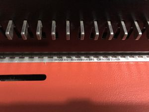 Ibico Binding Machine for Sale in Bloomingdale, IL