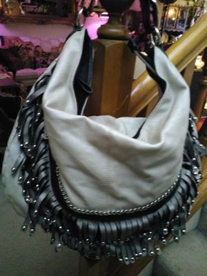 Large Nicole Lee Fringe beaded hobo bag for Sale in Battle Ground, WA