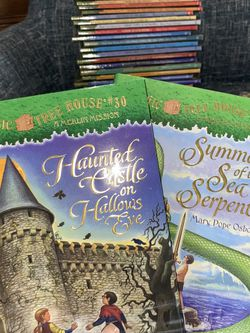 3 Hard Cover Magic Tree House Series Books for Sale in Concord,  CA