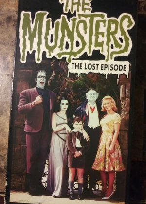 Monsters lost episode vhs for Sale in Centreville, IL