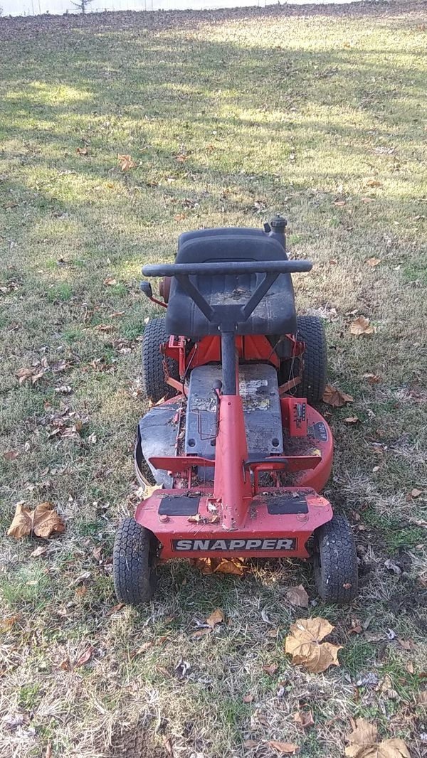 Lawn Tractor, Snapper, YBSXS,4652VB 275086