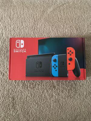 Nintendo Switch V2 Brand New for Sale in Roseville, CA