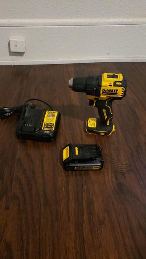 Dewalt drill 1/2. model DCD 708 for Sale in Kent, WA