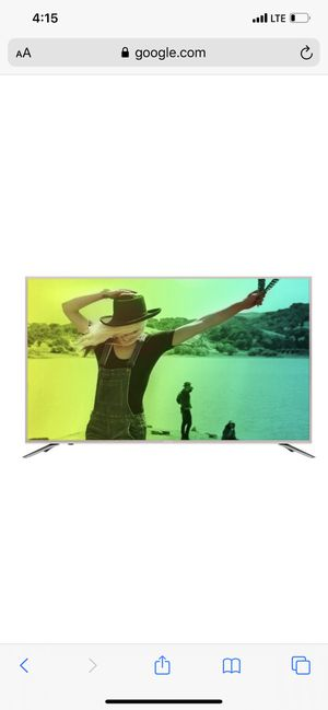 SHARP 60 inch TV for Sale in Hollywood, FL