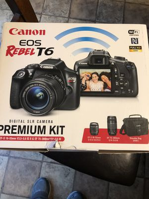 Cannon Digital Camera Package for Sale in Shippensburg, PA
