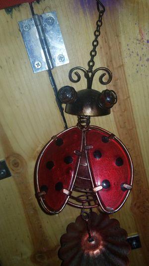 Ladybug wind chime for Sale in Visalia, CA