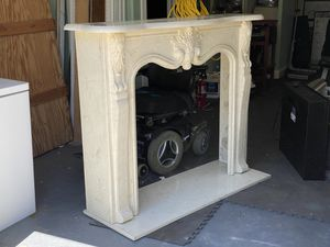 Fireplace Mantel for Sale in Vista, CA