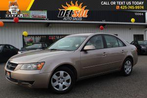 2007 Hyundai Sonata for Sale in Everett, WA