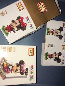 Lego Like iBlock Fun With Mickey Or Minnie! for Sale in Fairfax,  VA