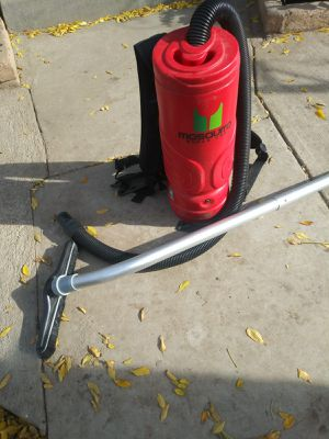 Mosquito backpack vacuum for Sale in Corona, CA