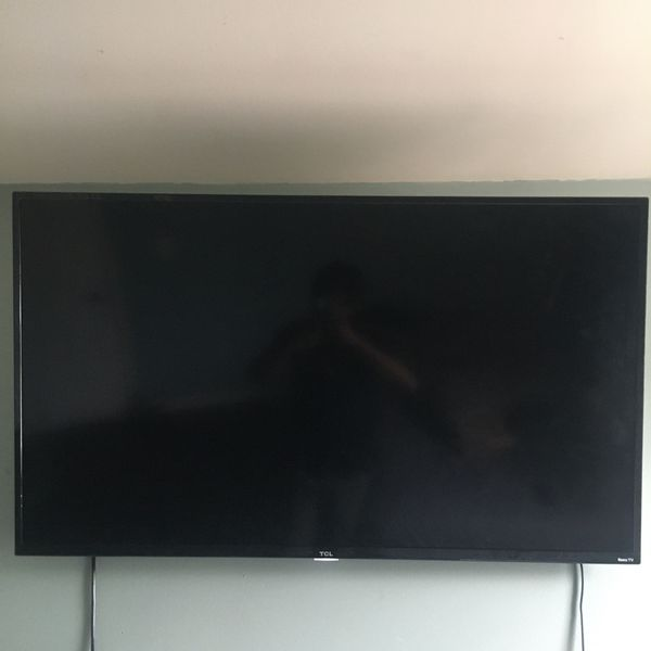 """BRAND NEW WITH BOX 50"""" Inch TCL ROKU Smart Tv"""