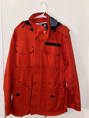 Bright Red Nike Jacket for Sale in Beaverton, OR