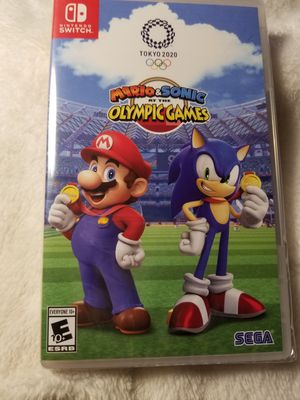 Mario & Sonic At The Olympic Games for Sale in Eagle Pass, TX
