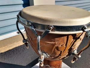 Professional drum carved for Sale in Dover, DE