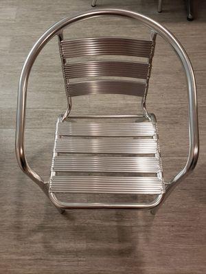 Flash Furniture Aluminum Cafe Chairs for Sale in Frisco, TX